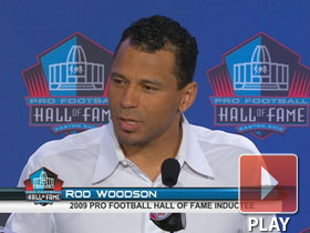 NFLTA: Rod Woodson in Hall of Fame